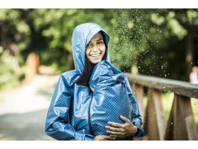 Mummuline vihmamantel
