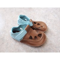 Baby Bare Shoes IO Bear - Summer Perforation