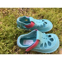 Baby Bare Shoes IO Flower - Summer Perforation