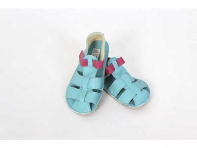 Baby Bare Shoes - Sandaalid Flower