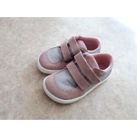 Baby Bare FEBO sneakers PINK/GREY