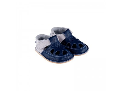 Baby Bare Shoes IO Gravel - Summer Perforation