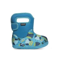 Baby Bogs Owls Blue