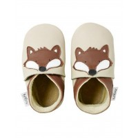 Bobux Soft sole Beige Fox