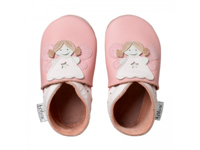 Bobux Soft sole Pink Fairy