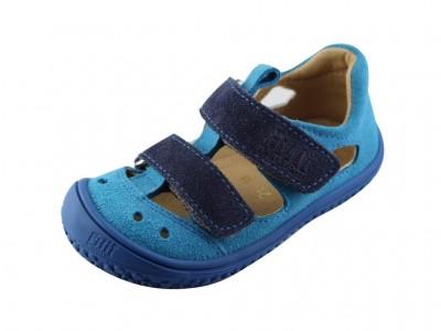 Filii Barefoot Sandaalid Turqoise/Ocean Klett M