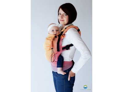 Little Frog Ergonomic Carrier -Sandy Ammolite 2