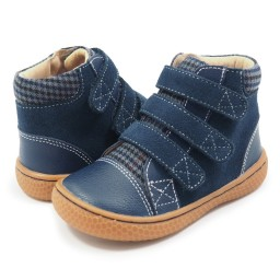 Livie and Luca JAMIE High-Top Sneaker  Navy Blue