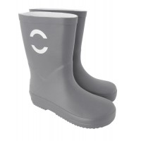 Mikk Line Wellies  Steel Gray