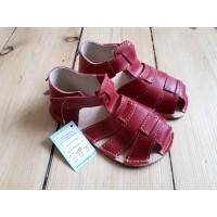 Orto+ sandaalid PUNANE  H