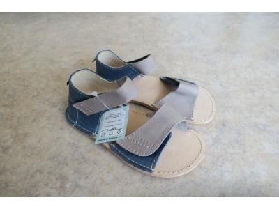 Orto+ sandal  TUME SININE/HALL G