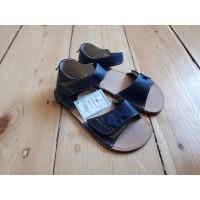 Orto+ sandaalid TUME SINISED APLIKATSIOONIGA H