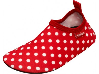 Playshoes Aqua-Slippers Dots