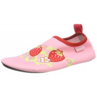 Playshoes Aqua-Slippers Strawberry