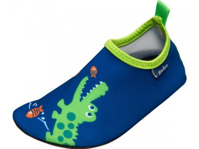 Playshoes Aqua-Slippers Crocodille