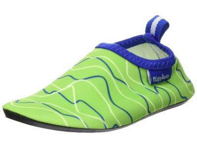 Playshoes Aqua-Slippers Waves Aqua