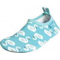 Playshoes Aqua-Slippers Swans