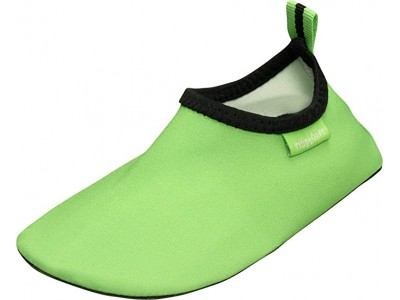 Playshoes Aqua-Slippers Green