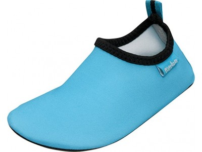 Playshoes Aqua-Slippers Blue