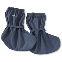 Playshoes Rain Footies with Fleece Lining Blue