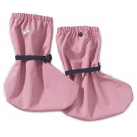 Playshoes Rain Footies with Fleece Lining Rose