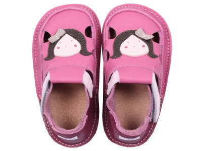 Tikki sandals - A little friend