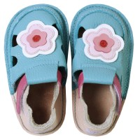 Tikki sandals - Cherry flowers