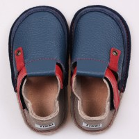 Tikki Chrome Free outside shoes - Deep Blue