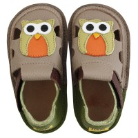 Tikki sandals - Summer owl