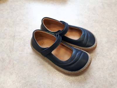 Froddo Barefoot baleriinad Tume sinised
