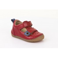 Froddo Children's Sandals Dark Red