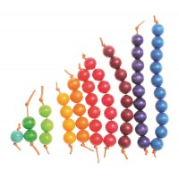 Värviline helmetrepp