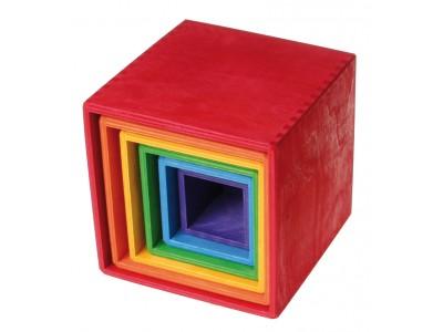 Suur karpide komplekt, värviline