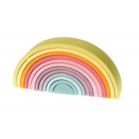 Pastel Tunnel, 12 pieces