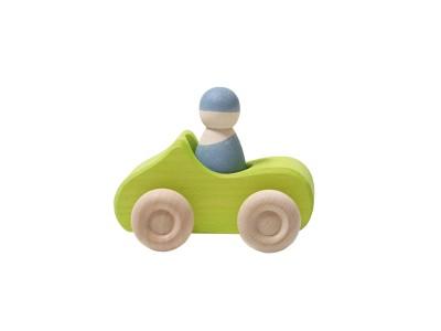 Väike kabriolett, roheline