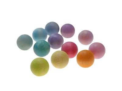 Small Pastel Balls