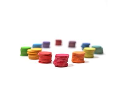 Confettidots Rainbow