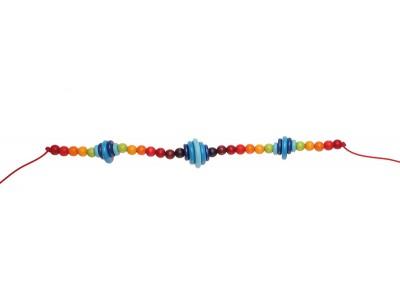 Pram Chain, blue