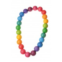 Rainbow Necklace, 44cm