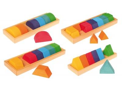 Building Set Shapes and Colours, part 2