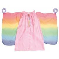 Fairy Dress Pink/Rainbow
