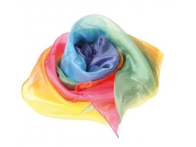 Enchanted Playsilk, Rainbow