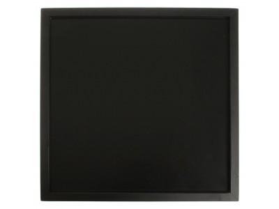 Musta värvi tahvel magnetitele, 50x50 cm