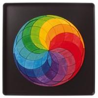 Magnet Puzzle Colour Spiral