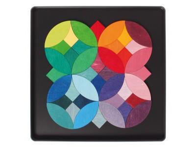 """Magnet Puzzle """"Ringid"""""""