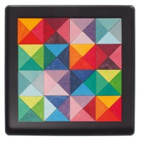 Magnet Puzzle Triangles