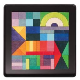 """Magnet Puzzle """"Geograafia"""""""