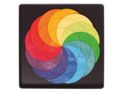 """Magnetpusle """"Värvilise ring"""""""