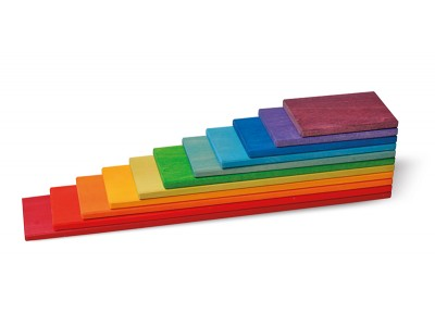 Building Boards, rainbowcolours
