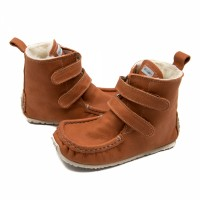 YETI Pumpkin in Vegetable tanned leather - 9mm - lai